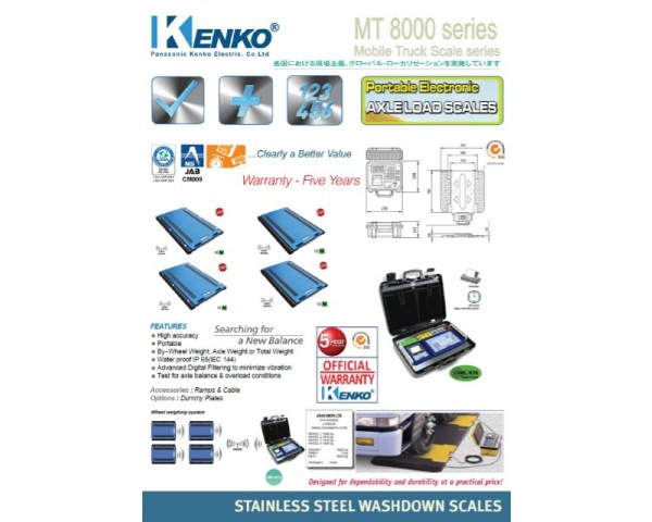 MT 8000 Series